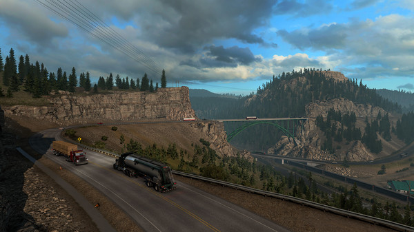 Скриншот №27 к American Truck Simulator - Colorado