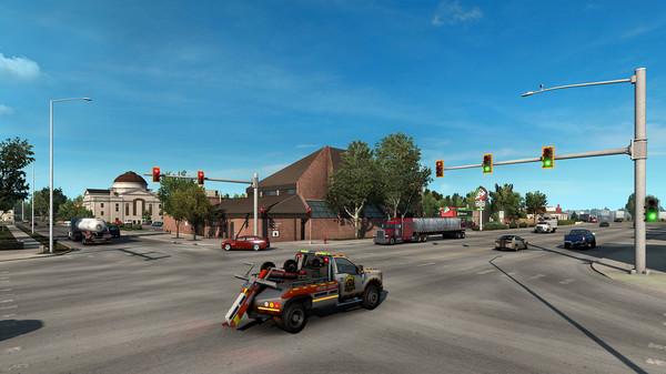 Скриншот №24 к American Truck Simulator - Colorado