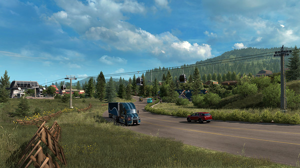 Скриншот №29 к American Truck Simulator - Colorado