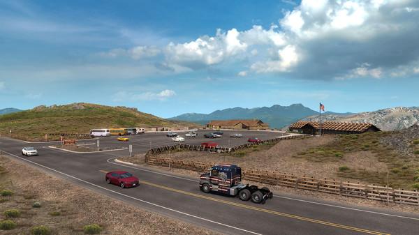 Скриншот №8 к American Truck Simulator - Colorado