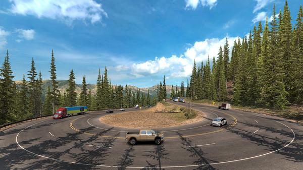 Скриншот №12 к American Truck Simulator - Colorado