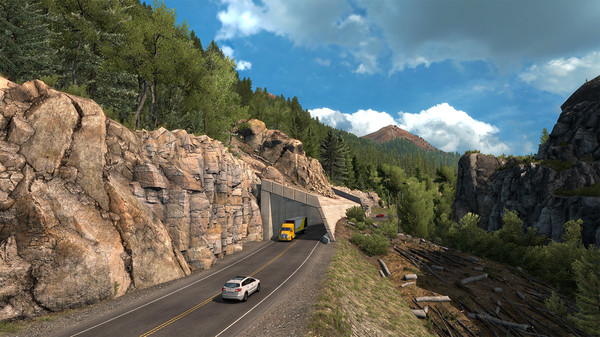 Скриншот №32 к American Truck Simulator - Colorado