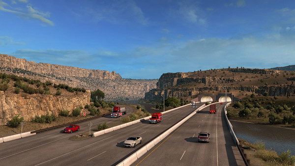 Скриншот №10 к American Truck Simulator - Colorado