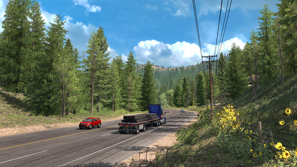 Скриншот №15 к American Truck Simulator - Colorado