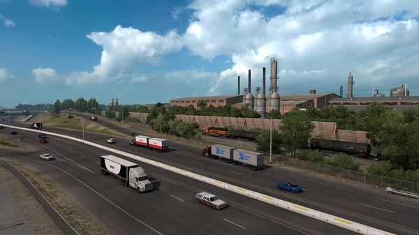 Скриншот №25 к American Truck Simulator - Colorado