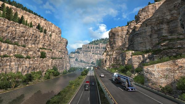 Скриншот №1 к American Truck Simulator - Colorado