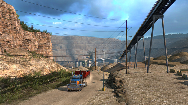 Скриншот №28 к American Truck Simulator - Colorado
