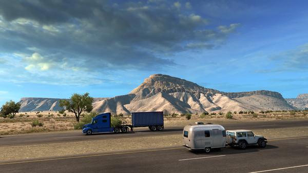 Скриншот №5 к American Truck Simulator - Colorado