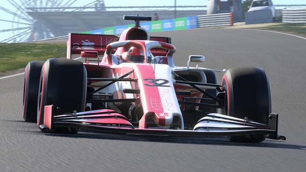 Скриншот №3 к F1® 2020 Keep Fighting Foundation DLC