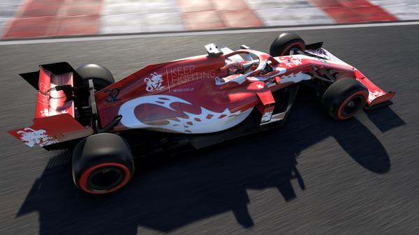 Скриншот №4 к F1® 2020 Keep Fighting Foundation DLC