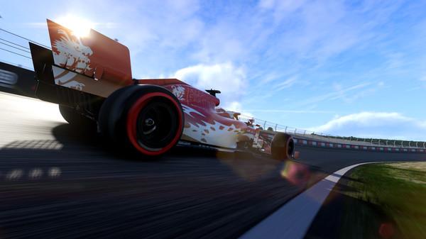 Скриншот №1 к F1® 2020 Keep Fighting Foundation DLC