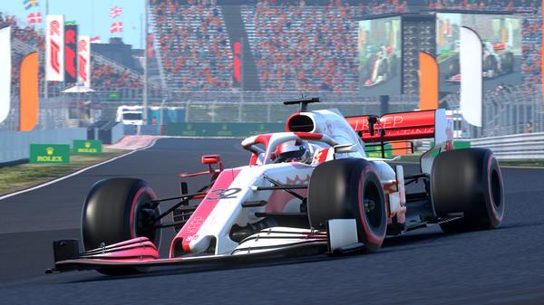 Скриншот №5 к F1® 2020 Keep Fighting Foundation DLC