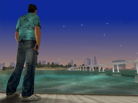 Grand Theft Auto: Vice City (GTA VC) скриншот