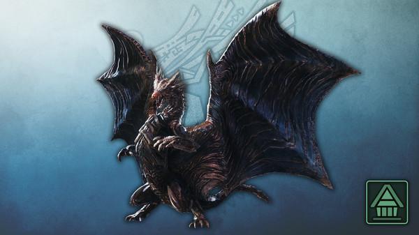 Скриншот №1 к Monster Hunter World Iceborne - Фигурка чудовища MHWI Кушала-даора