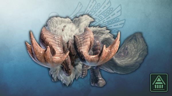 Скриншот №1 к Monster Hunter World Iceborne - Фигурка чудовища MHWI Банбаро