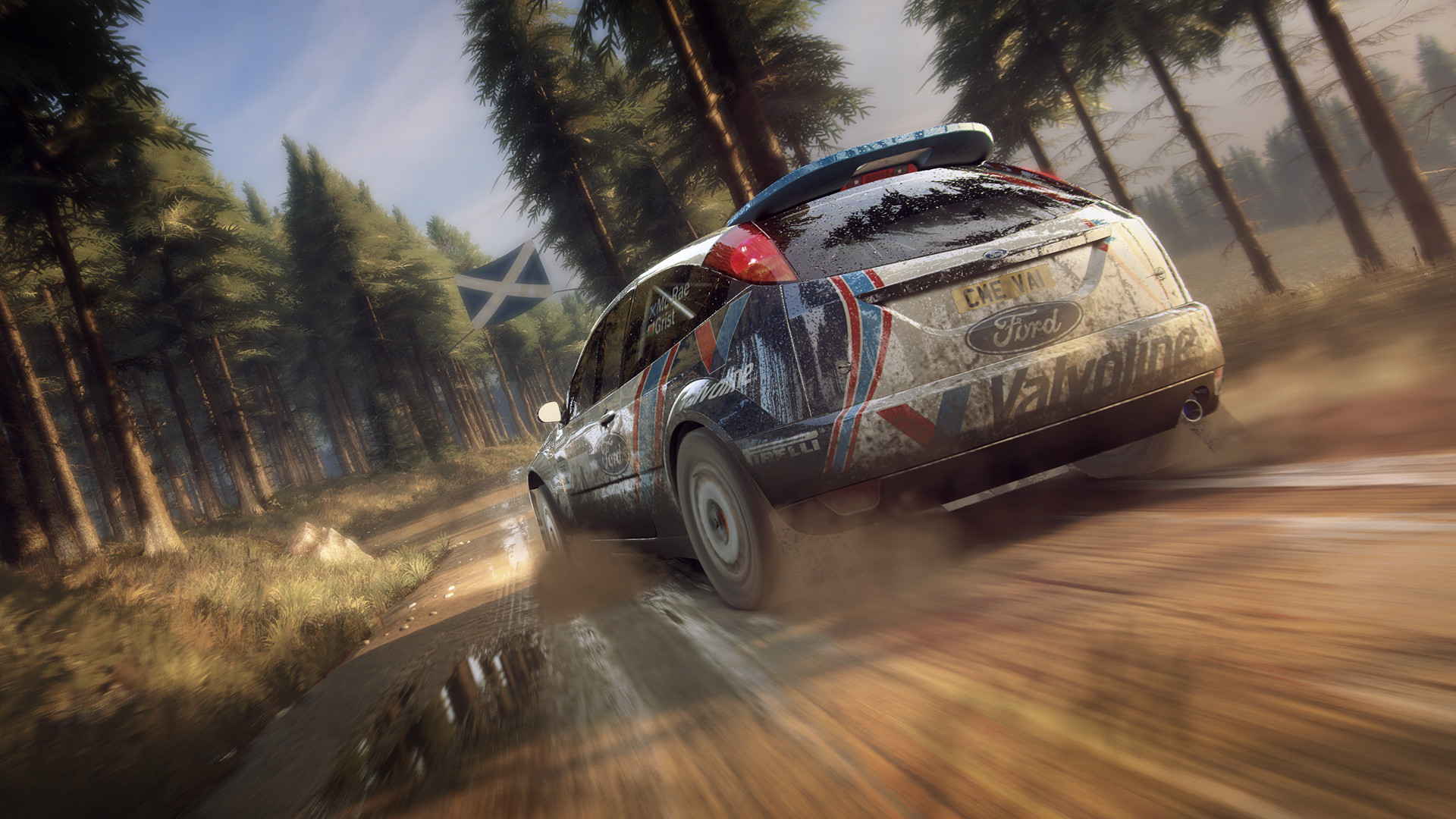 DiRT Rally 2.0 - Colin McRae: FLAT OUT Pack no Steam