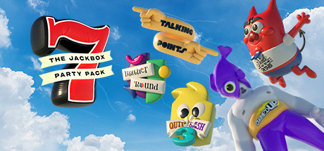 The Jackbox Party Pack 7 Cover Image
