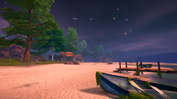 Ghost on the Shore screenshot