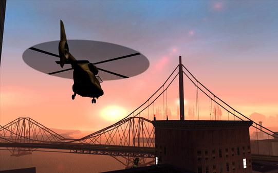 Скриншот №1 к Grand Theft Auto San Andreas