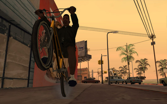 Скриншот №2 к Grand Theft Auto San Andreas