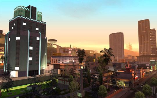 Скриншот №4 к Grand Theft Auto San Andreas