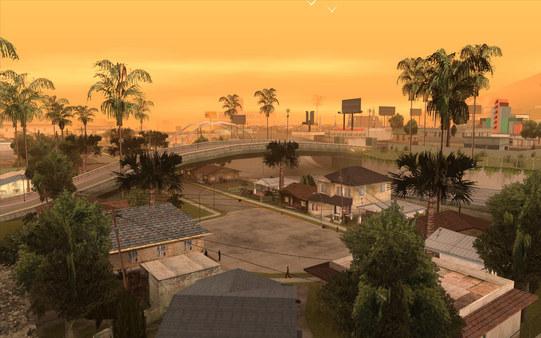 Grand Theft Auto: San Andreas (GTA SA) скриншот