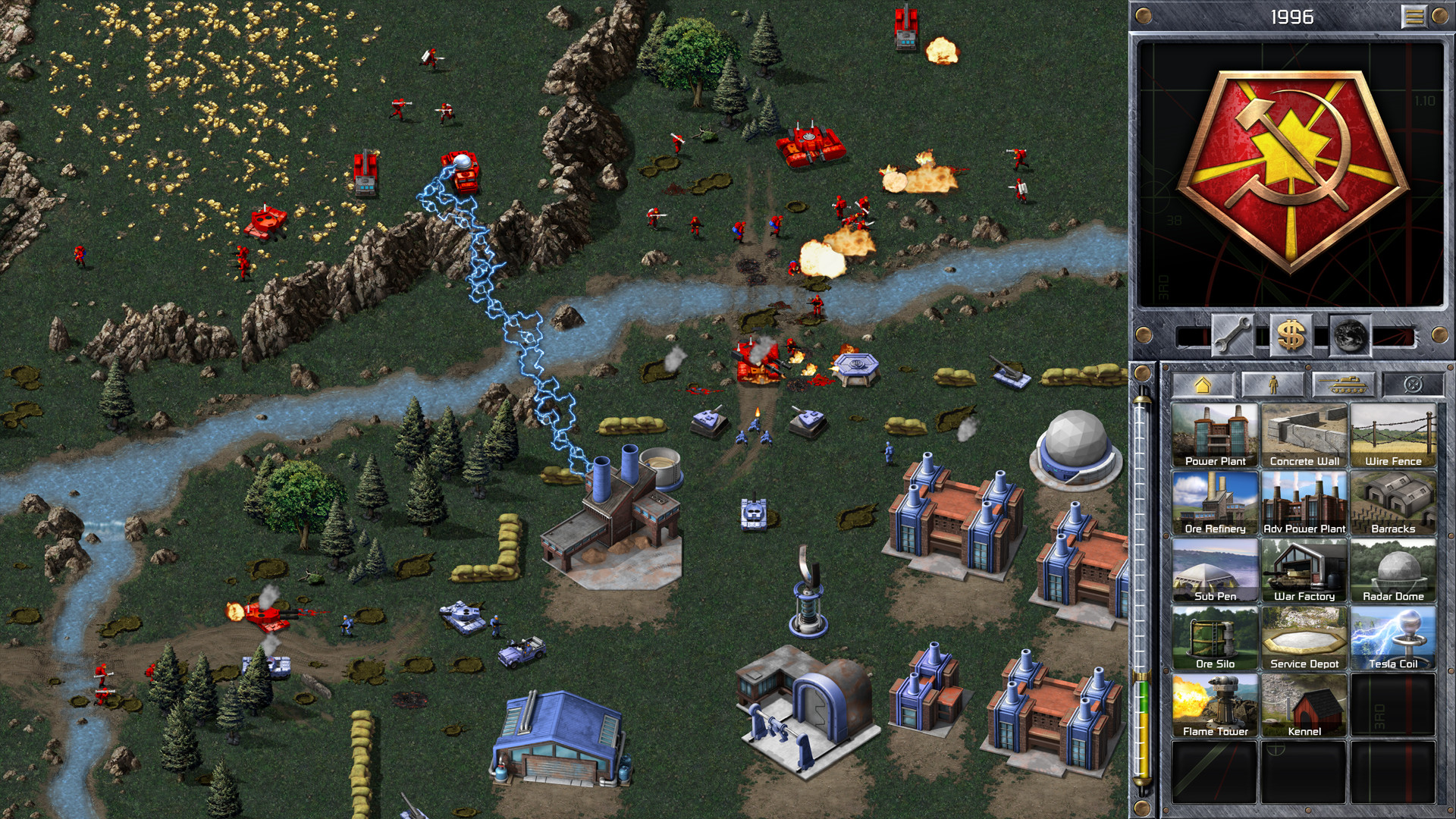 Command & Conquer™ Remastered Collection บน Steam