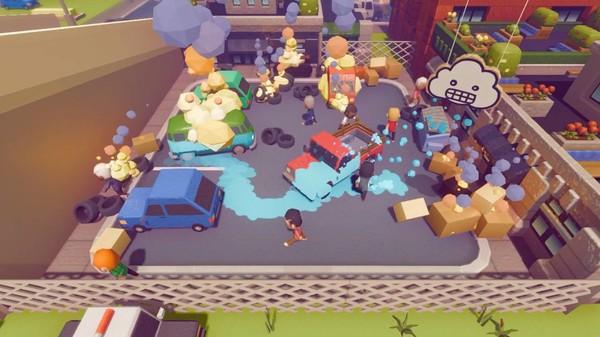 Скриншот №4 к Тучка-вреднючка | Rain on Your Parade
