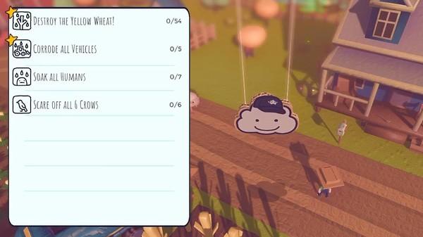 Скриншот №5 к Тучка-вреднючка | Rain on Your Parade