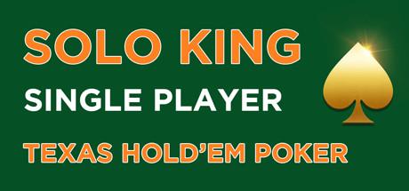 Solo King - 싱글 게임 - 텍사스 홀덤 포커