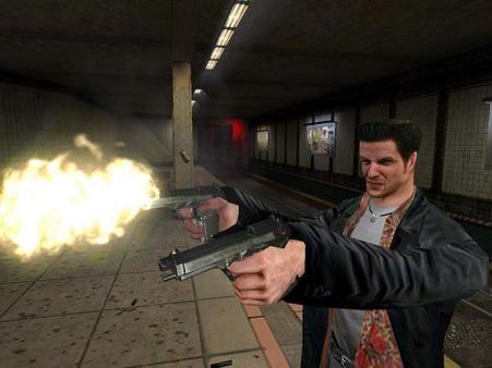 Скриншот №12 к Max Payne