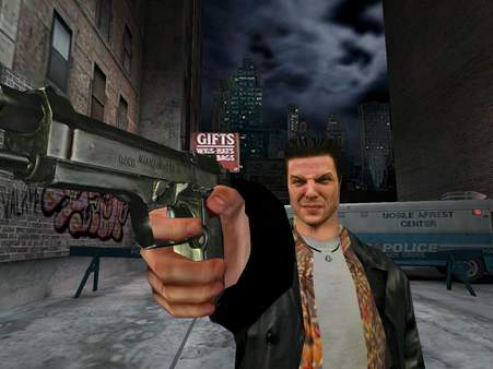 Скриншот №15 к Max Payne