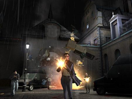 Скриншот №1 к Max Payne 2 The Fall of Max Payne