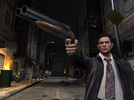 Скриншот №4 к Max Payne 2 The Fall of Max Payne