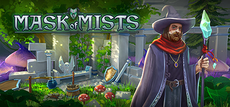 Mask of Mists Cover Image