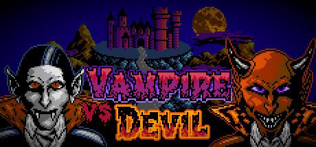 Vampire vs Devil Cover Image
