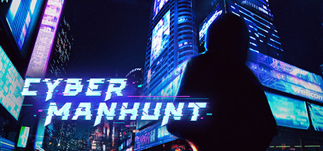 Cyber Manhunt Cover Image