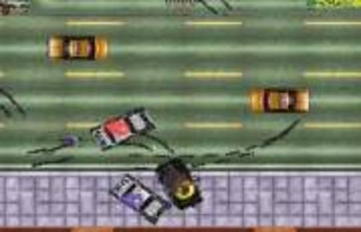 Grand Theft Auto (GTA) скриншот