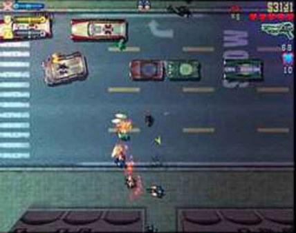 Grand Theft Auto 2 (GTA 2) скриншот