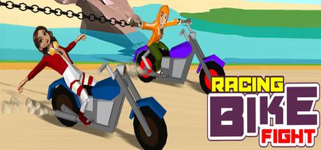 Racing Bike Fight (Corona Virus Lockdown Special) Cover Image