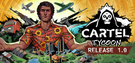 Cartel Tycoon Cover Image