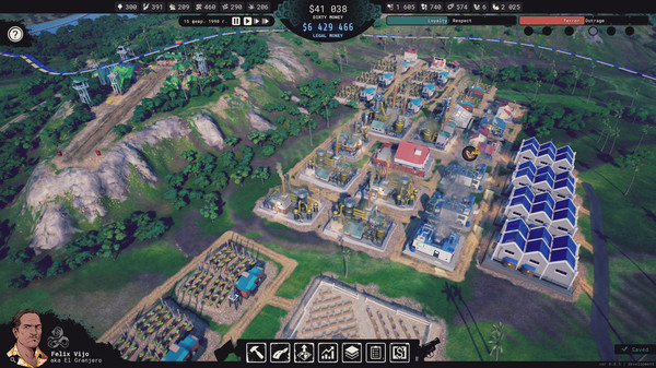Cartel Tycoon Screenshot