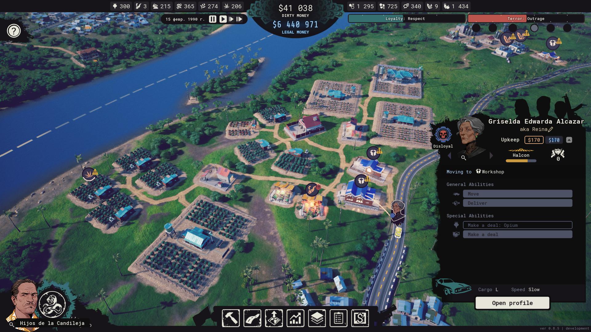Cartel Tycoon screenshot 1