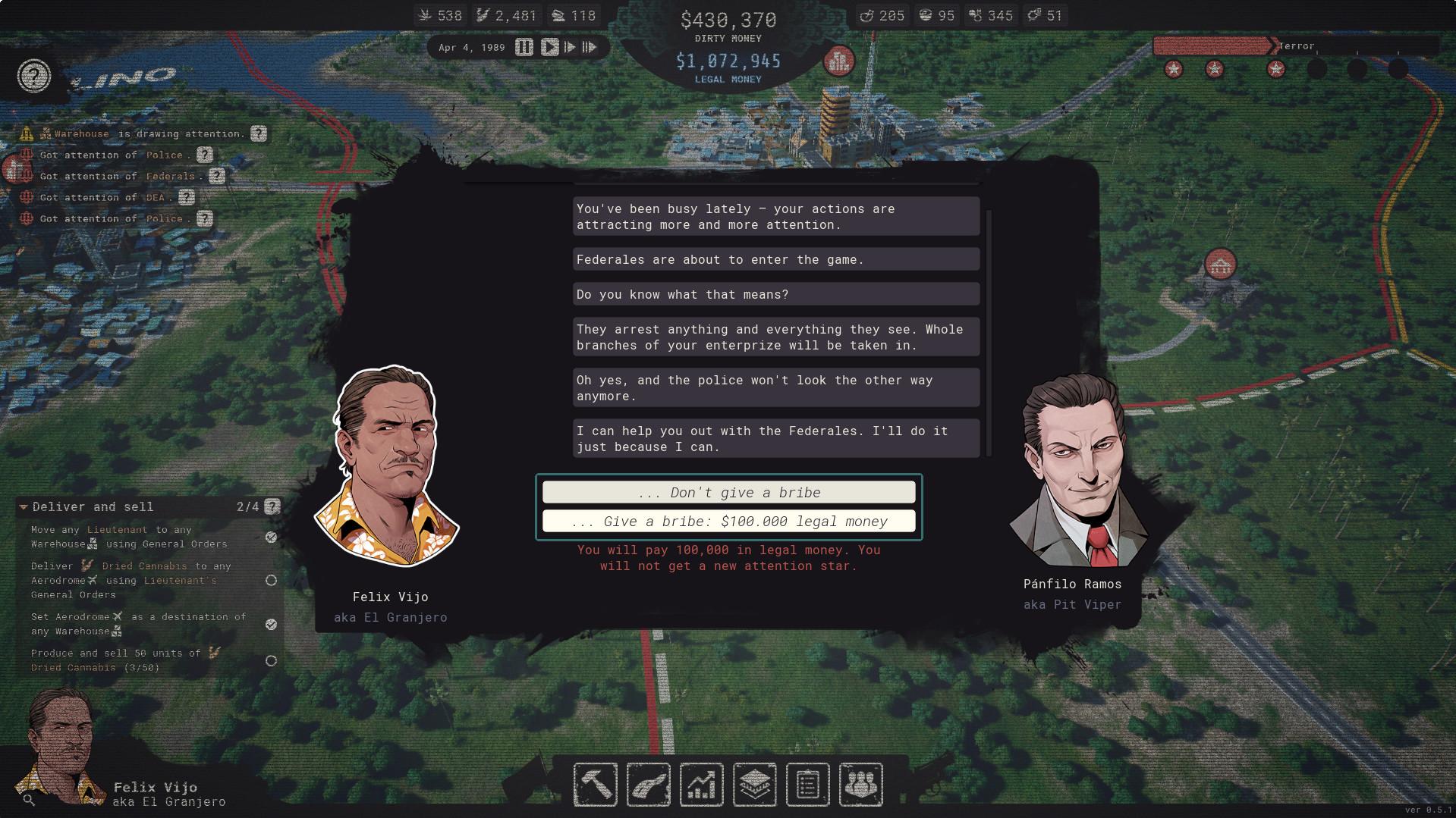 Cartel Tycoon screenshot 2