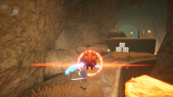 Blue_Fire游戏最新中文版《蓝色火焰》
