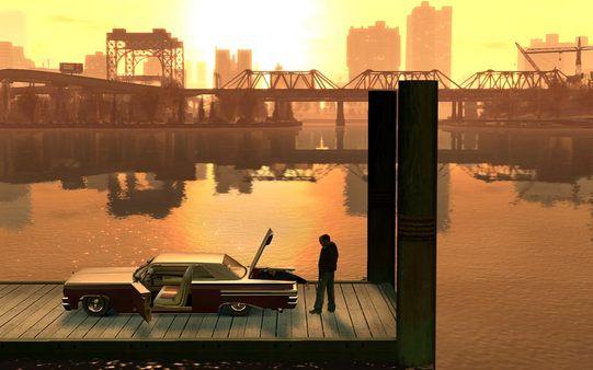 Grand Theft Auto IV (GTA 4) скриншот