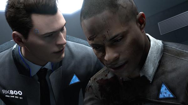 Скриншот №9 к Detroit Become Human