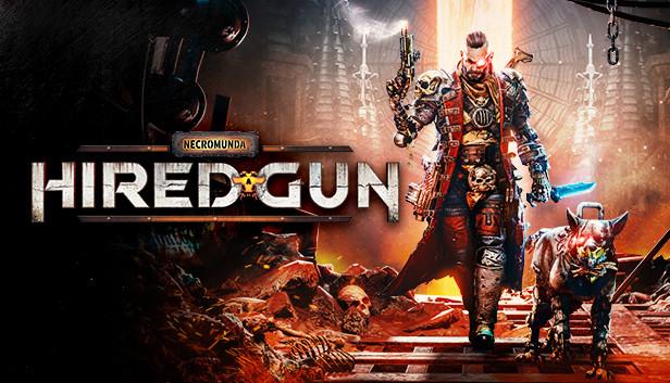 Poupa 15% em Necromunda: Hired Gun no Steam