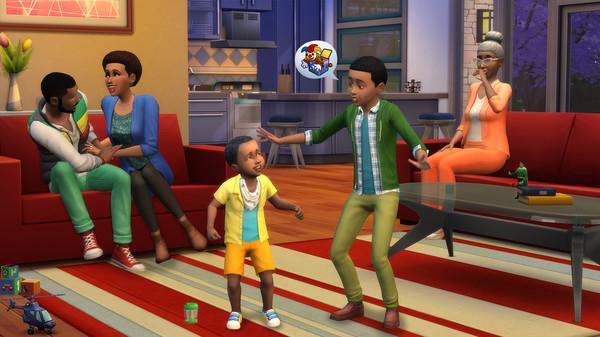 The Sims 4 скриншот