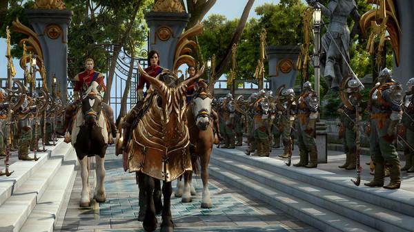 Скриншот №5 к «Dragon Age™ Инквизиция»